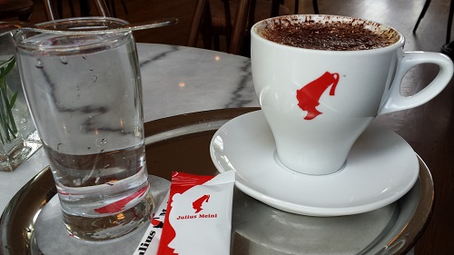 Julius Meinl coffee, Chicago
