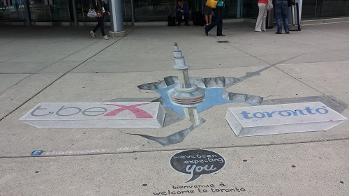 Toronto, Ontario, Canada, TBEX, Metro Toronto Convention Centre