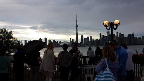 Toronto, Ontario, Canada, Expedia TBEX Party, Toronto Islands