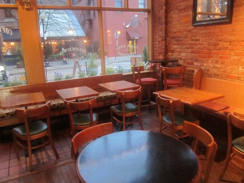 Koffie Cafe, Ohio City neighborhood, Cleveland