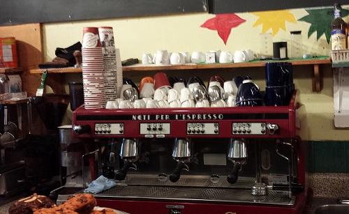Moonbean Coffee Company, Kensington Market, Toronto