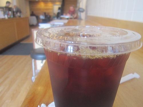 PRESS coffee, Dayton, Ohio, iced pour over
