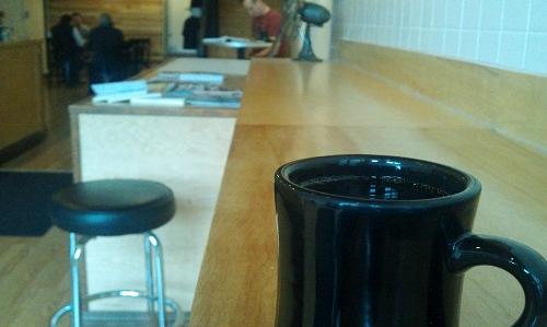 PRESS coffee, Dayton, Ohio, pour over