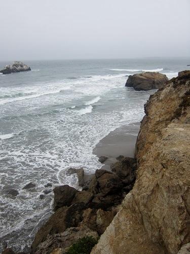 Ocean Beach, San Francisco, California
