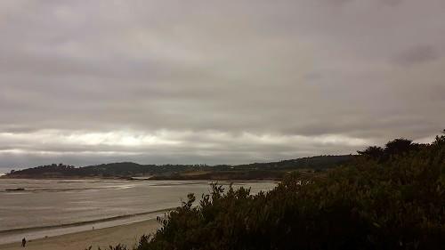 Carmel Beach, Carmel-by-the-sea, California