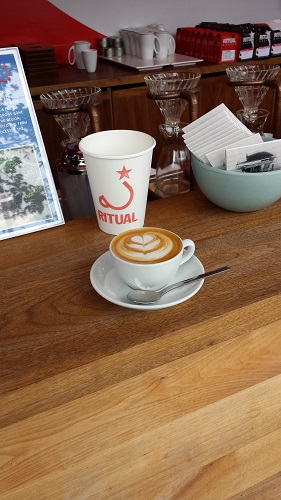 Ritual Coffee, Hayes Valley, San Francisco, California