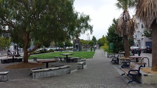 Hayes Valley, San Francisco, California