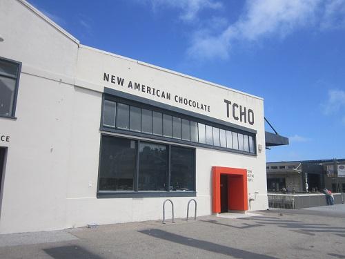 TCHO chocolate, San Francisco