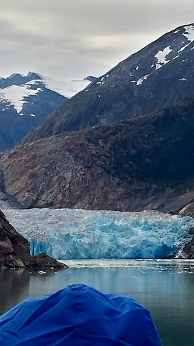 Sawyer Glacier, Tracy Arm Fjord, Inside Passage, Alaskan, alaskan cruise