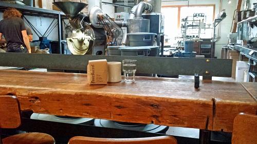Four Barrel Coffee, Mission District, San Francisco, California