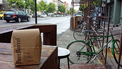 Four Barrel Coffee, Mission District, San Francisco, California