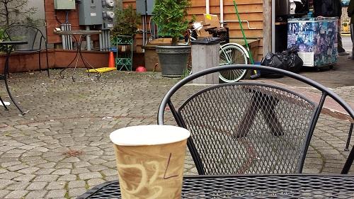 Alaska, Inside Passage, coffee, Ketchikan