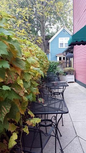 The Sparrows Coffee Tea & Newsstand, Grand Rapids, Michigan