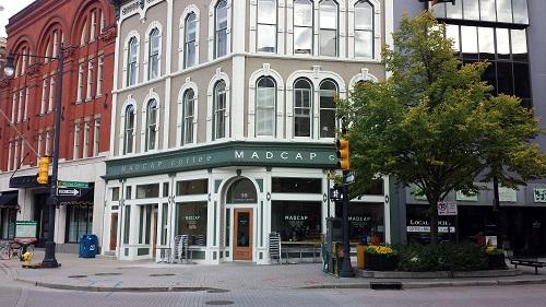 Mad Cap Coffee, Grand Rapids, Michigan