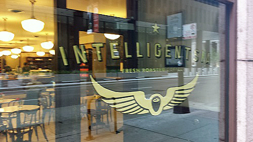 Intelligentsia Monadnock, Chicago