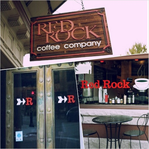 Red Rock Coffee Company, Mountain View, California, Four Barrel handcrafted coffee
