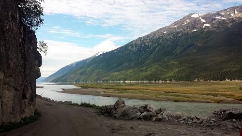 Skagway, Alaska, rafting, Taiya River, Inside Passage