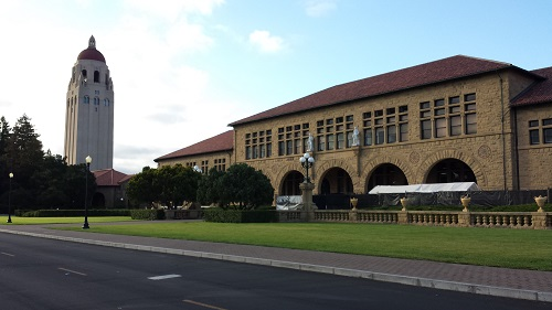 Stanford University, California