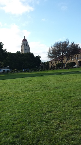 Stanford University, California, Hoover Tower