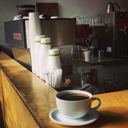 lab cafe, pour over, Ann Arbor Michigan coffee