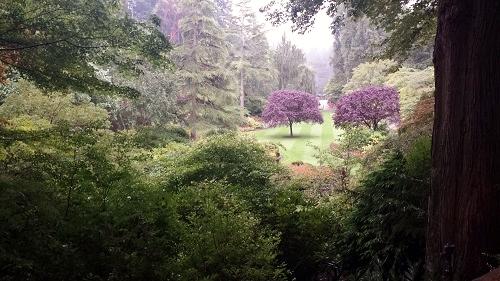 Butchart Gardens, Victoria, British Columbia, Canada, botanical gardens