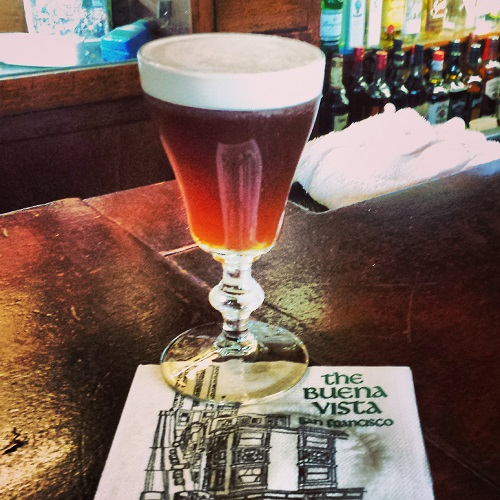 Irish Coffee, San Francisco, Buena Vista