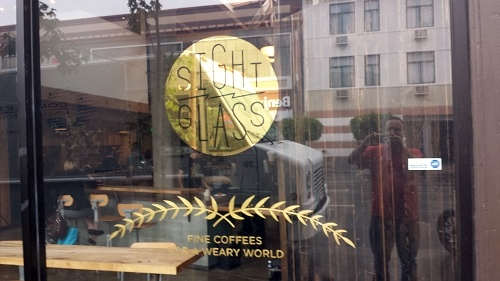 Sightglass Coffee, San Francisco coffee shop