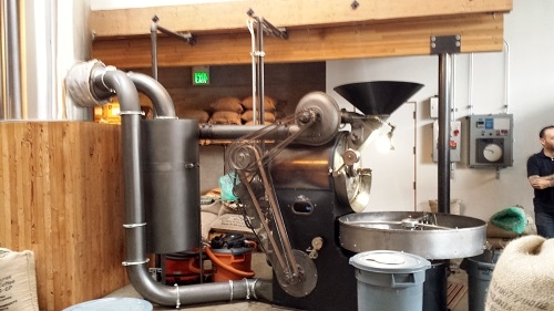 Sightglass Coffee, San Francisco coffee shop