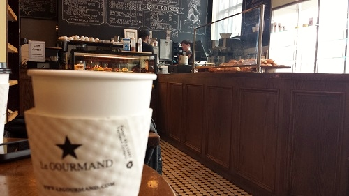 Le Gourmand Cafe, Toronto, bakery, coffee shop