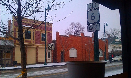 Cleveland, Gypsy Beans Coffee