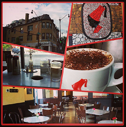 Julius Meinl Coffee Shop Chicago