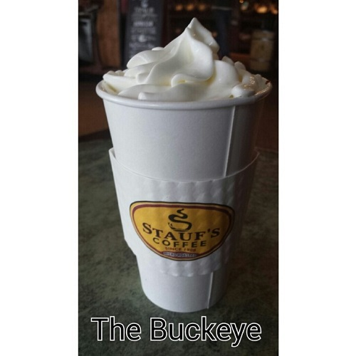 The Buckeye coffee, Stauf's, coffee shop, Columbus, Ohio