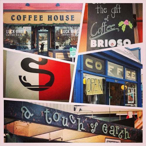 Columbus, Ohio coffee shops