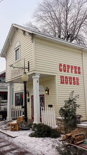 The Harvest Coffeehouse, Frankenmuth, Michigan