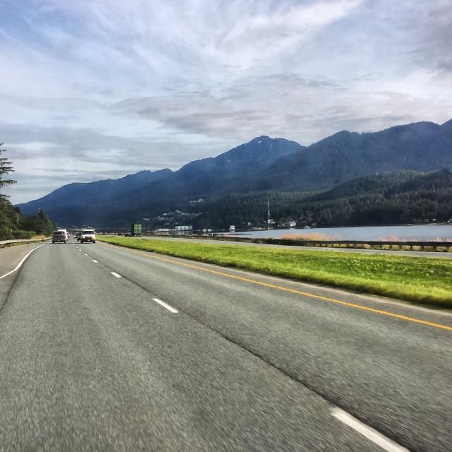 Juneau, Alaska road trip