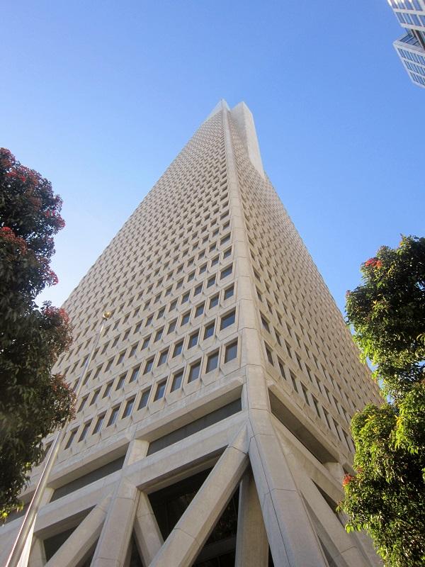 Transamerica Pyramid, San Francisco, California