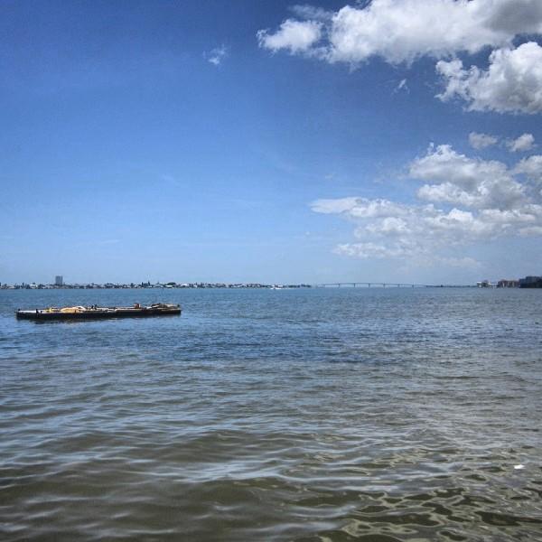 Siesta Key, Sarasota, Florida, Sarasota Bay