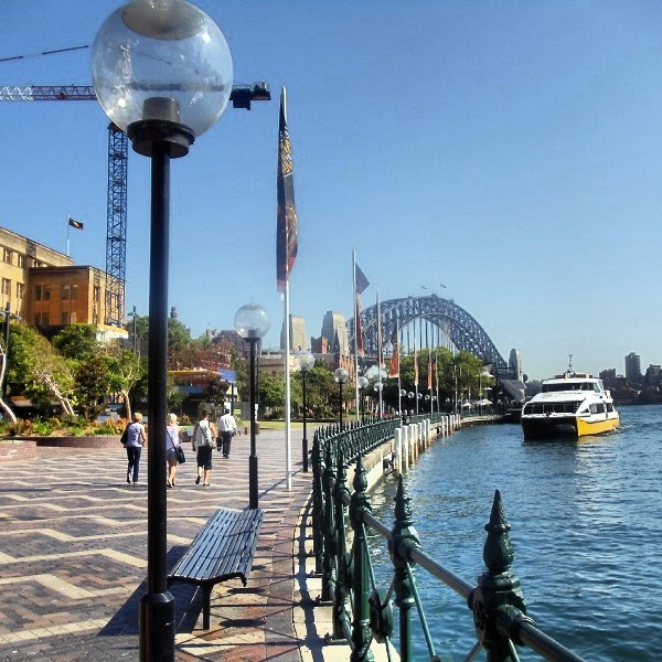 Sydney, Australia, Sydney Cove