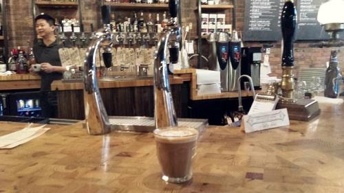 Lavender Latte - Great Lakes Coffee - Detroit, Michigan coffeeshop