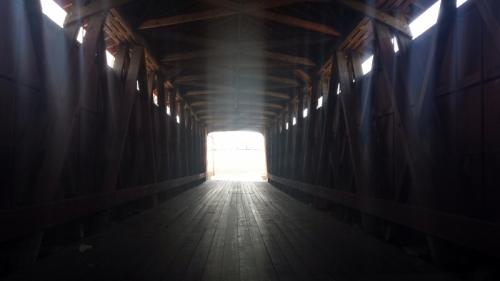Parker Covered Bridge, Ohio