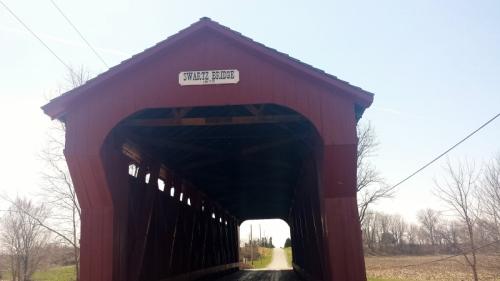 Swartz Covered Bridge, Ohio