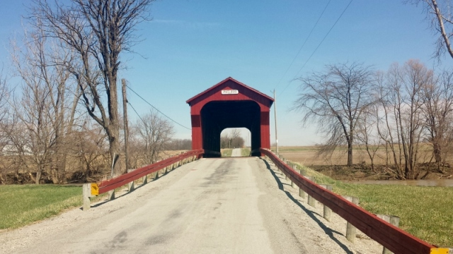 Swartz Covered Bridge, Ohio