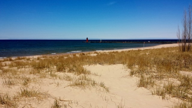 South Haven, Michigan, Lake Michigan, beach