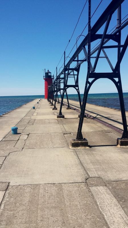 South Haven, Michigan, Lake Michigan, beach