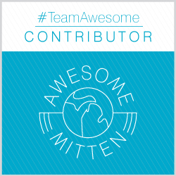 #TeamAwesome Contributor - Awesome Mitten - awesomemitten.com