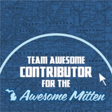 Team Awesome Contributor for The Awesome Mitten