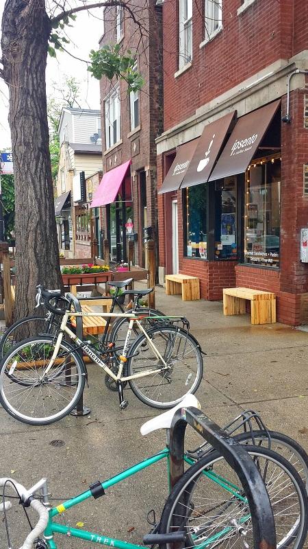 Chicago, Bucktown, coffee shop, Ipsento Coffee