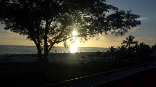 St. Pete Beach, Florida, Crabby Bills, sunset, Gulf of Mexico, beach