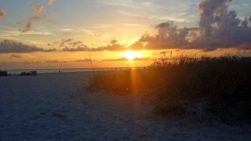 St. Pete Beach, Florida, Gulf of Mexico, beach, sunset