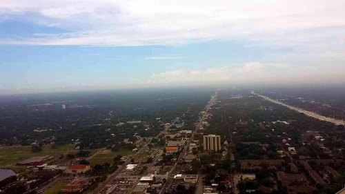 Tampa, Florida, helicopter tour